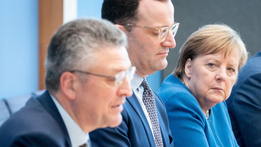 """Infektiologe Matthias Schrappe: """"Frau Merkel hat sich in einen Tunnel vergraben"""""""