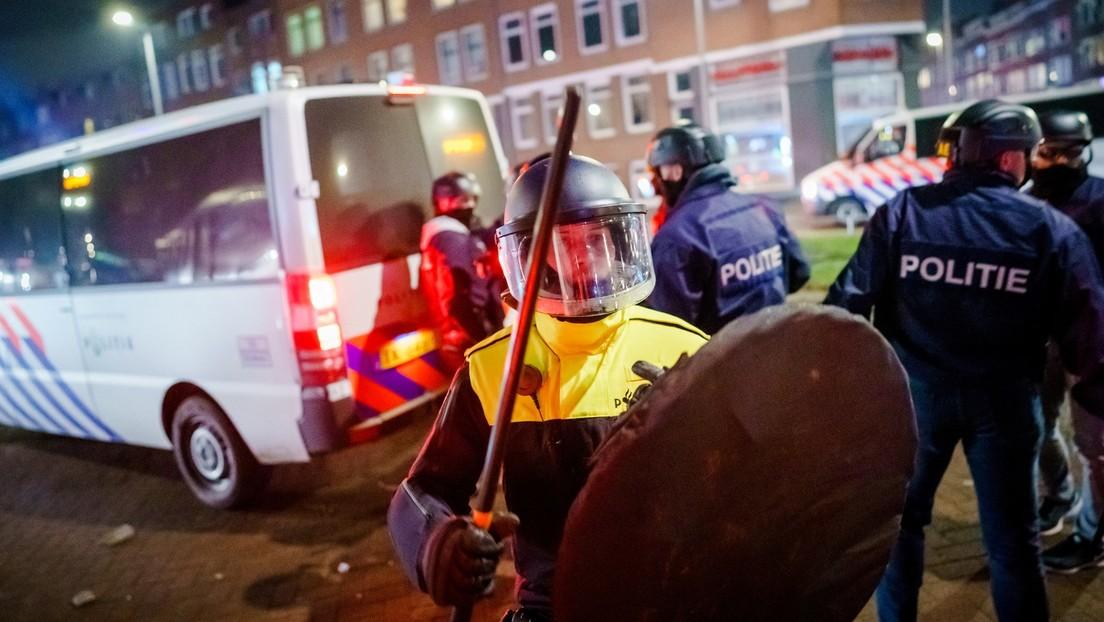 Verwaltungsgericht kippt Ausgangssperre in den Niederlanden