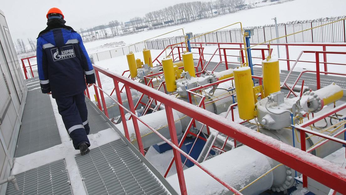 Russland will mehr Gas über die Ukraine nach Deutschland pumpen