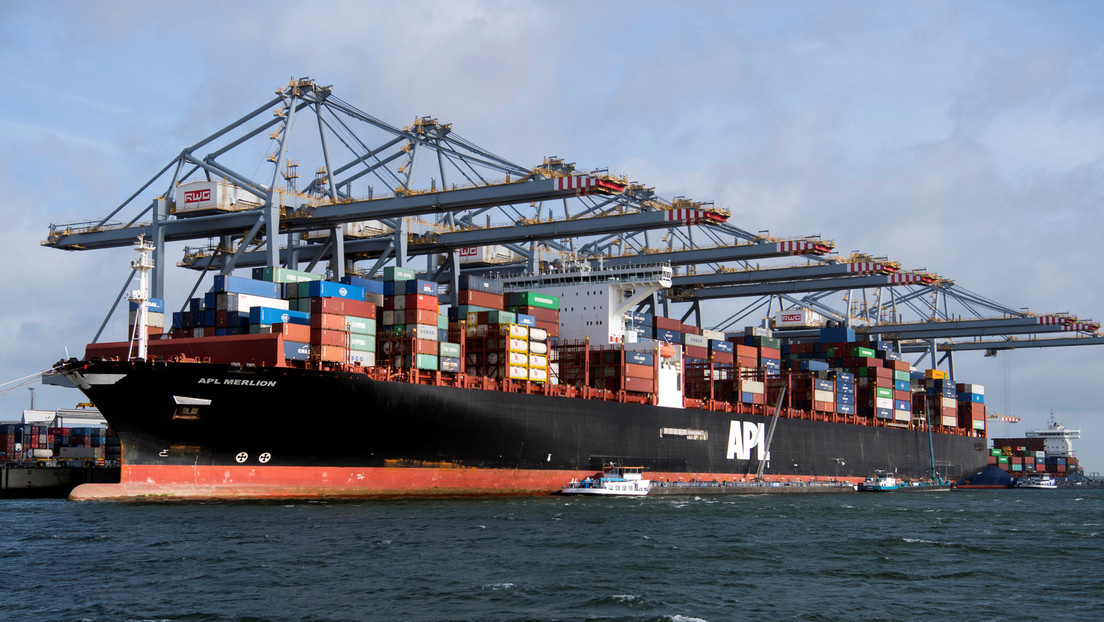 China überholte im Jahr 2020 die USA als größter Handelspartner der EU