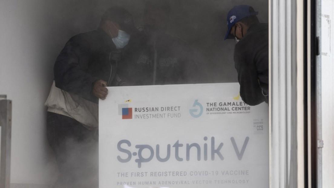 Israel blockiert Lieferung von Impfstoff Sputnik V nach Gaza