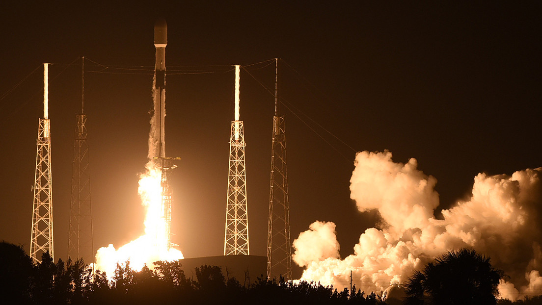 SpaceX bringt Starlink-Satelliten in den Orbit – erste Stufe der Rakete jedoch gesunken