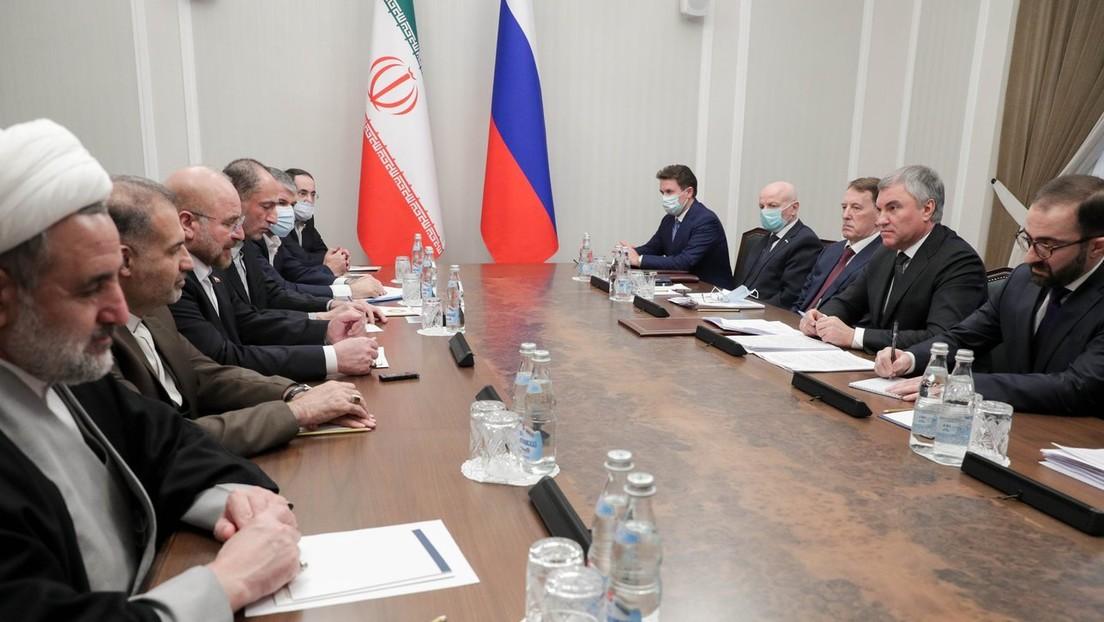 Post-USA-Ära: Strategische Botschaft des iranischen Staatsoberhaupts an Putin