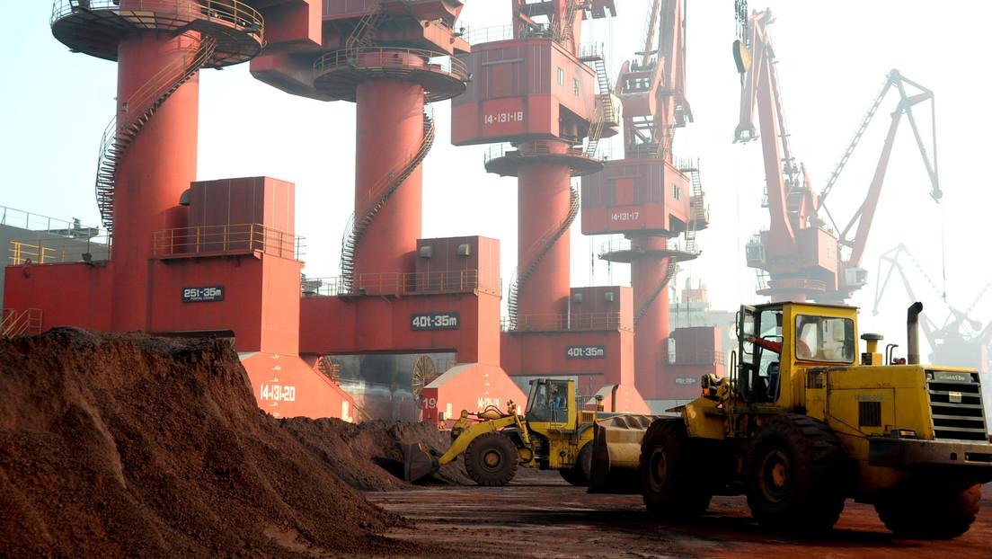 """Medien: China verfügt mit Exportstopp für Seltene Erden über """"nukleare Option"""" gegen US-Militär"""