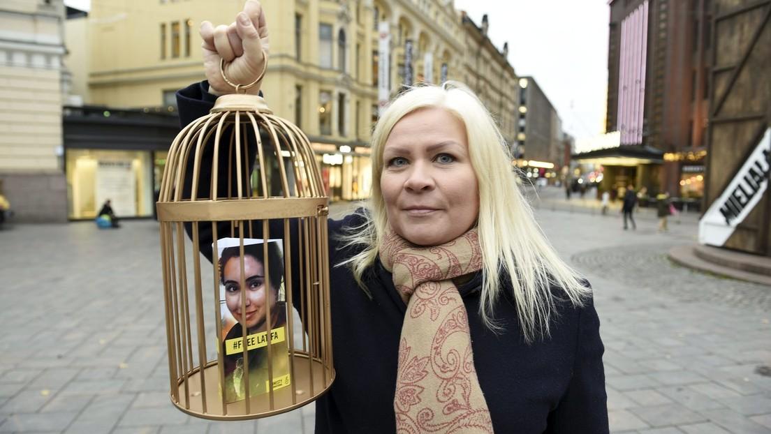 """""""Bin eine Geisel"""": Neues Video zeigt entführte Scheicha Latifa in Dubai"""