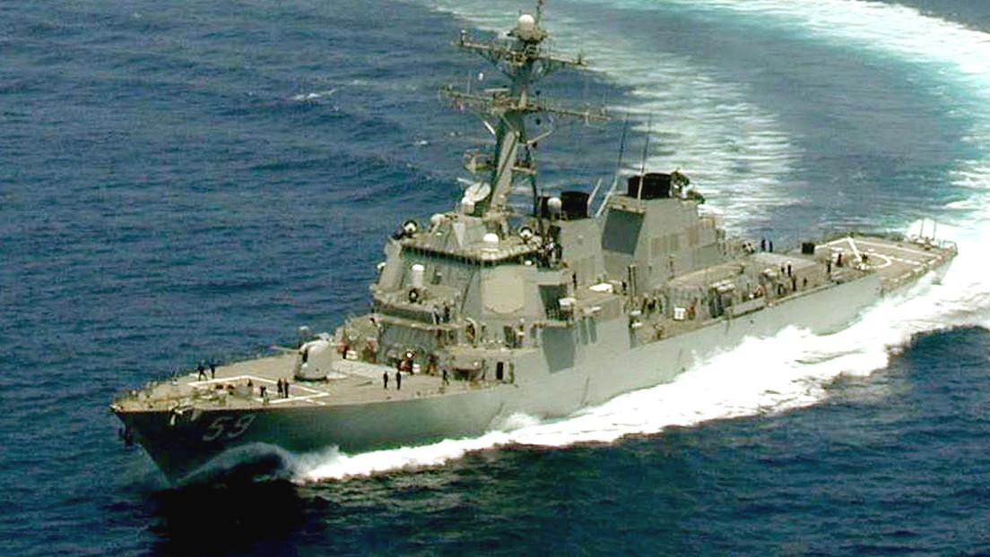 Weiteres US-Kriegsschiff kreuzt im Südchinesischen Meer