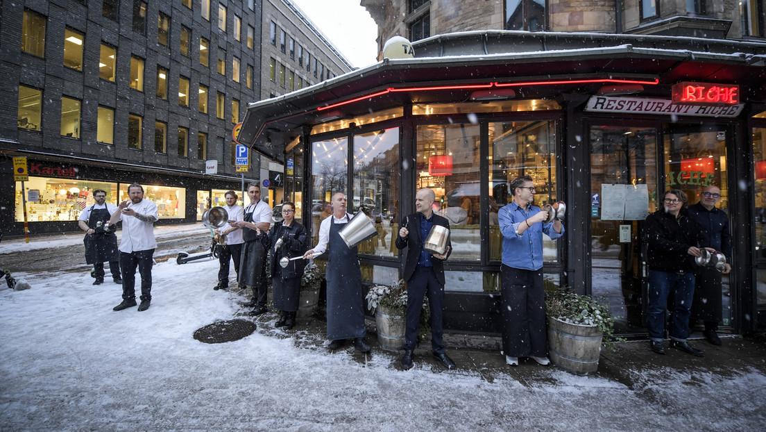 Schweden bereitet mögliche Lockdown-Maßnahmen vor – Einkaufszentren und Restaurants droht Schließung