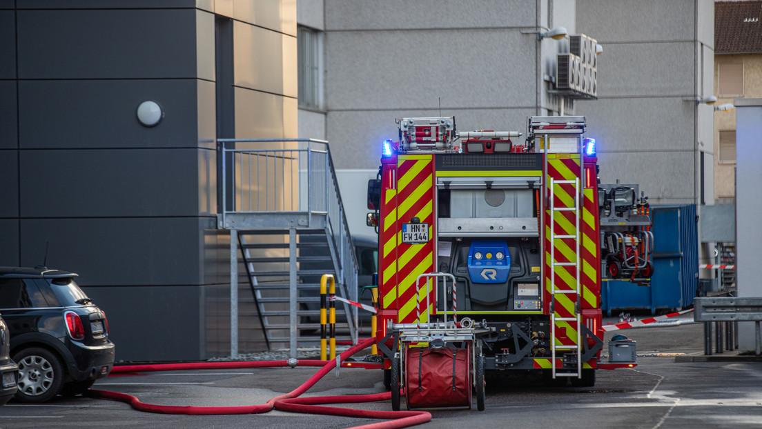 Verletzte nach Explosion in Neckarsulmer Lidl-Zentrale