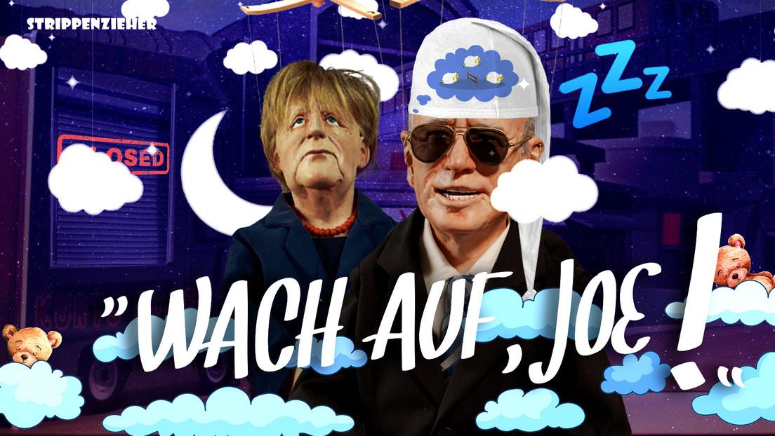 Wach auf, Joe! | Die Kanzlerin geht, der Präsident kommt | Strippenzieher