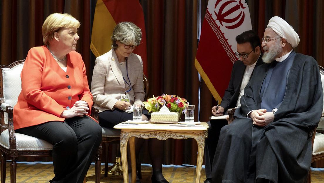 Atomdeal droht zu scheitern: Merkel telefoniert mit iranischem Präsidenten