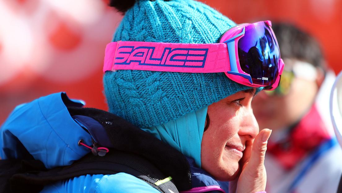 Ehemann verbietet Ausreise: Irans Nationaltrainerin darf nicht zur Ski-WM nach Cortina