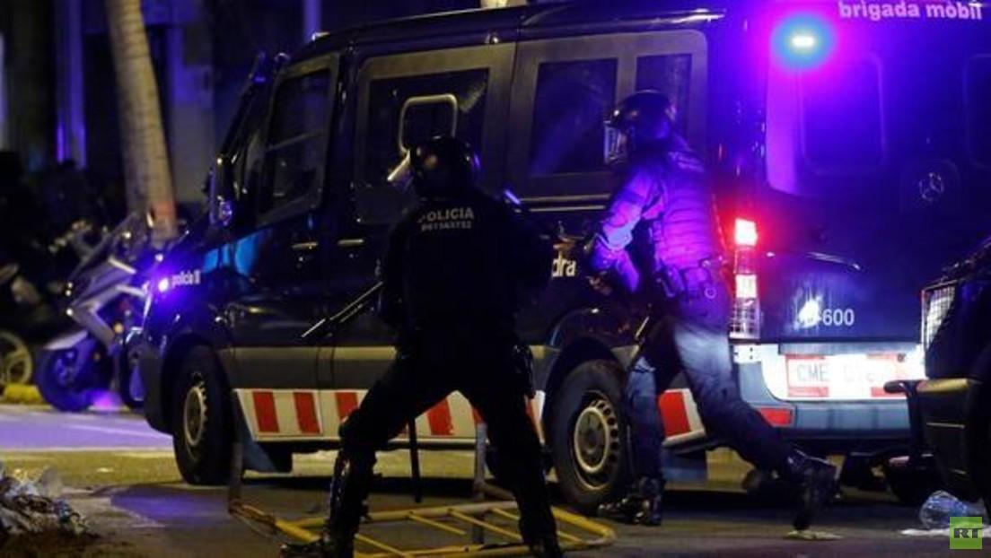 LIVE aus Barcelona: Krawalle erwartet bei Protest gegen Inhaftierung von Polit-Rapper Pablo Hasel