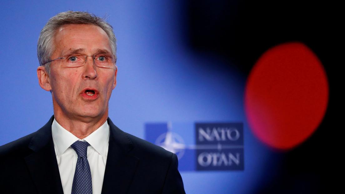 NATO-Generalsekretär Stoltenberg kündigt Ausweitung des Ausbildungseinsatzes im Irak an