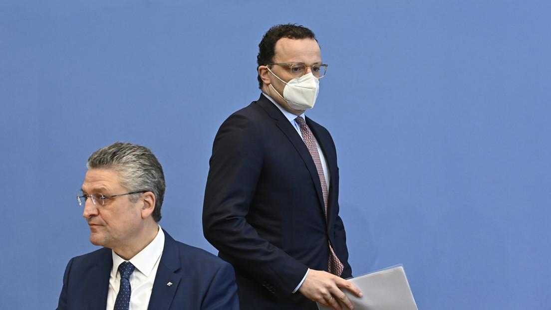 """Spahn und Wieler warnen: """"Das Virus gibt nicht einfach auf"""""""