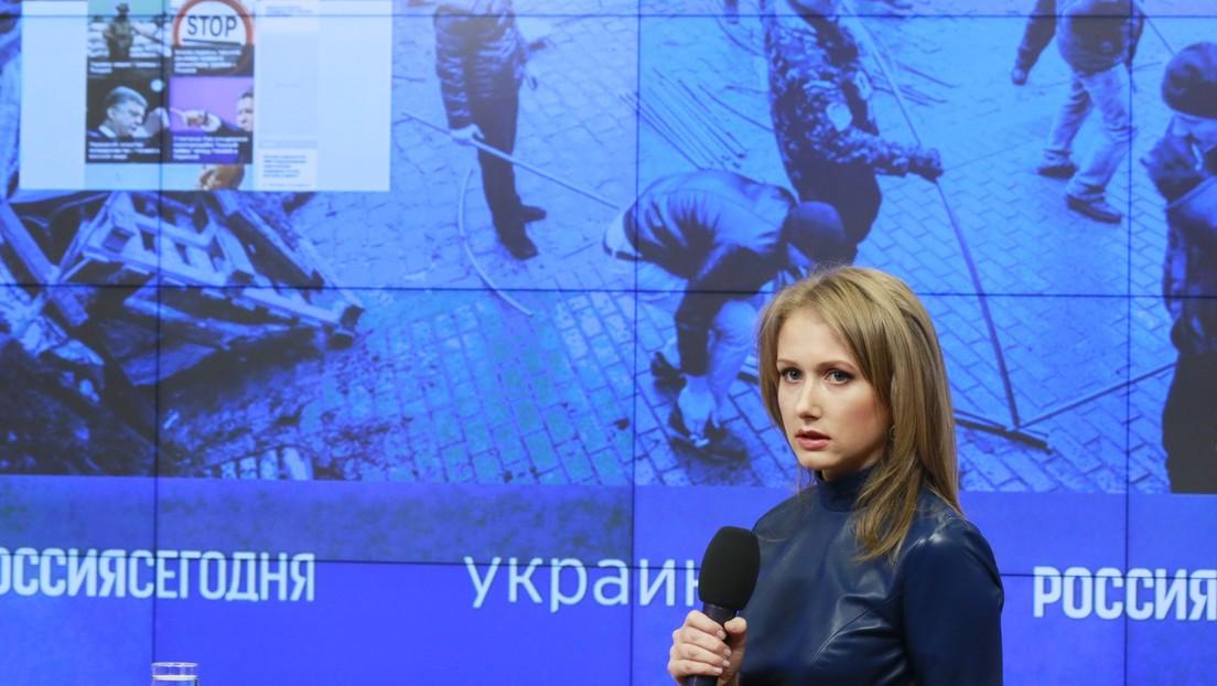 Nach Russland geflüchtete Journalistin: Ukraine sieht heute eher wie Somalia aus