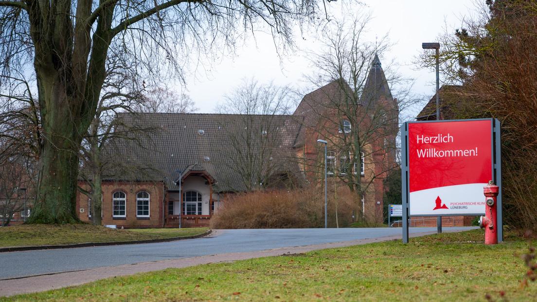 Lüneburg: Psychiatrie-Patient tötet zwei Mitpatienten und verletzt Pflegerin schwer