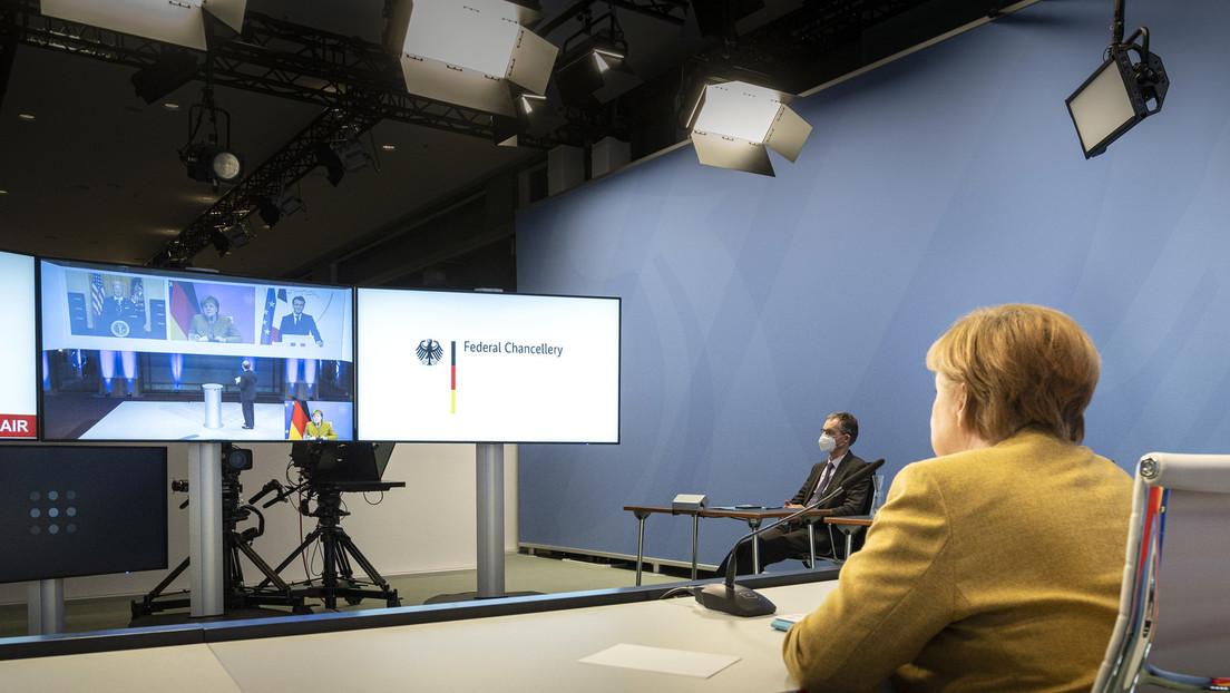 Münchner Sicherheitskonferenz: USA und EU wollen mehr Druck auf Russland und China ausüben