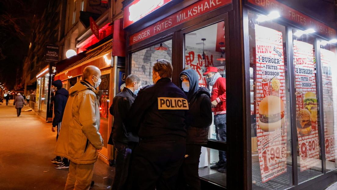 Draußen wird's wärmer: Frankreich verstärkt Polizeipatrouillen zur Durchsetzung von Ausgangssperren