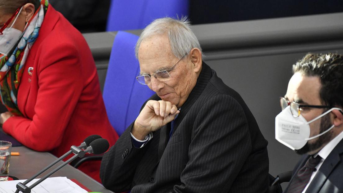 Polizei registriert hunderte Straftaten in und um den Deutschen Bundestag