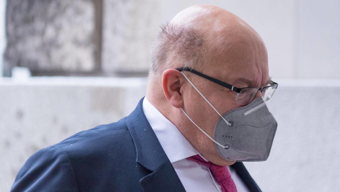 Wie Wirtschaftsminister Peter Altmaier der Industrie den Strom abdrehen will