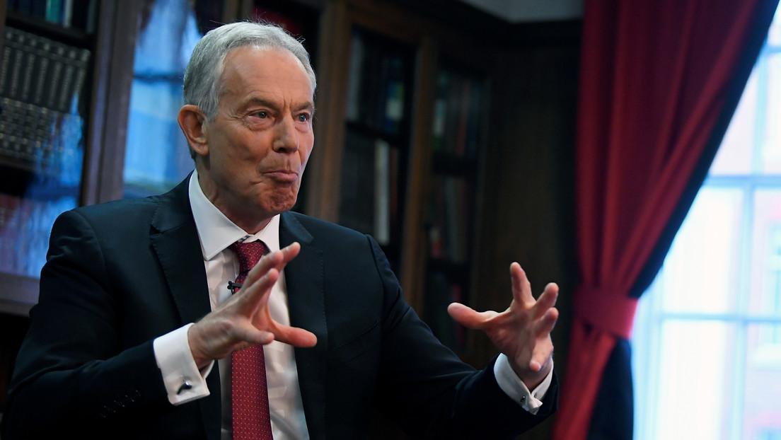 Tony Blair steht mit Vorschlägen zu Corona-Maßnahmen im medialen Rampenlicht