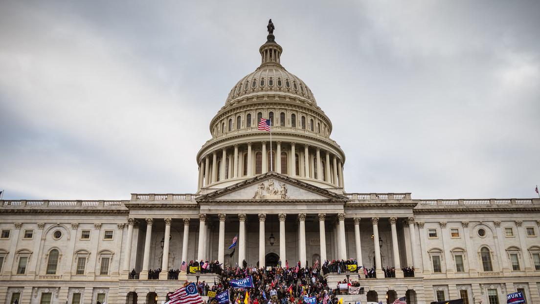 CNN, NBC und ABC sollen Links-Aktivisten für Filmmaterial vom Kapitol-Sturm bezahlt haben