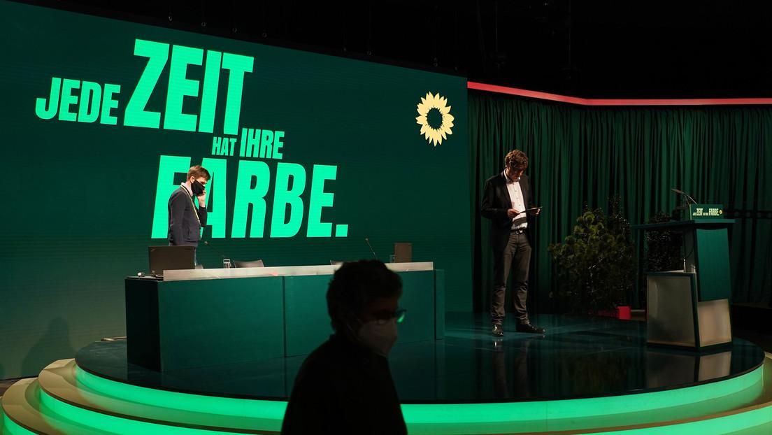 """Grünen-Bundesgeschäftsführer: """"Es geht um Grün gegen Schwarz, nicht um Schwarz-Grün"""""""