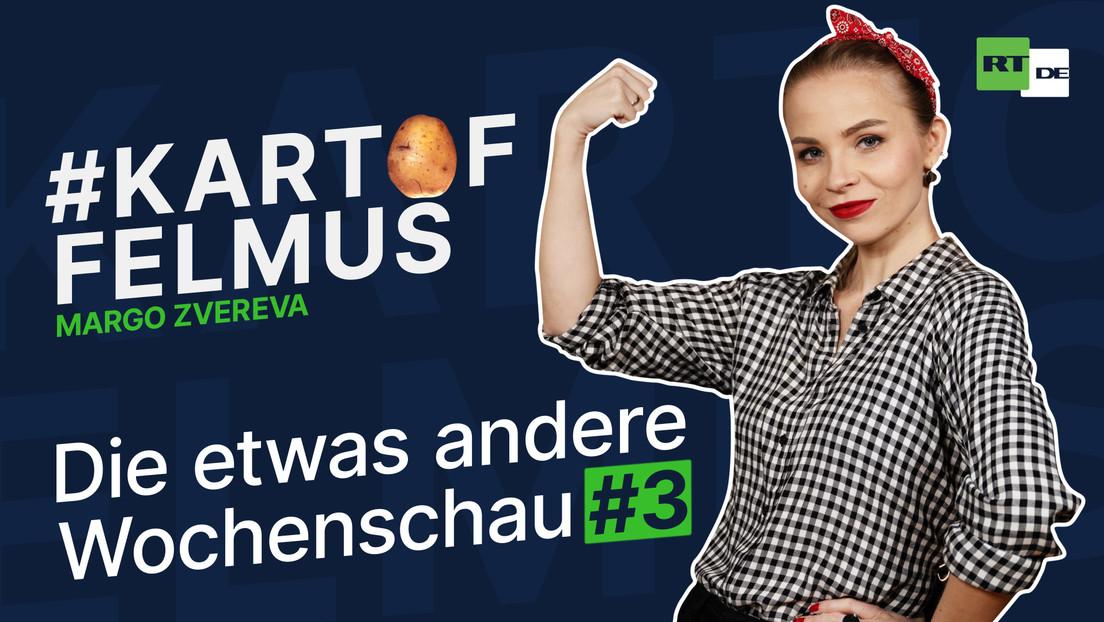Merkels eigenes Süppchen, grüner Populismus und Päckchenterrorismus – Kartoffelmus (Folge 3)