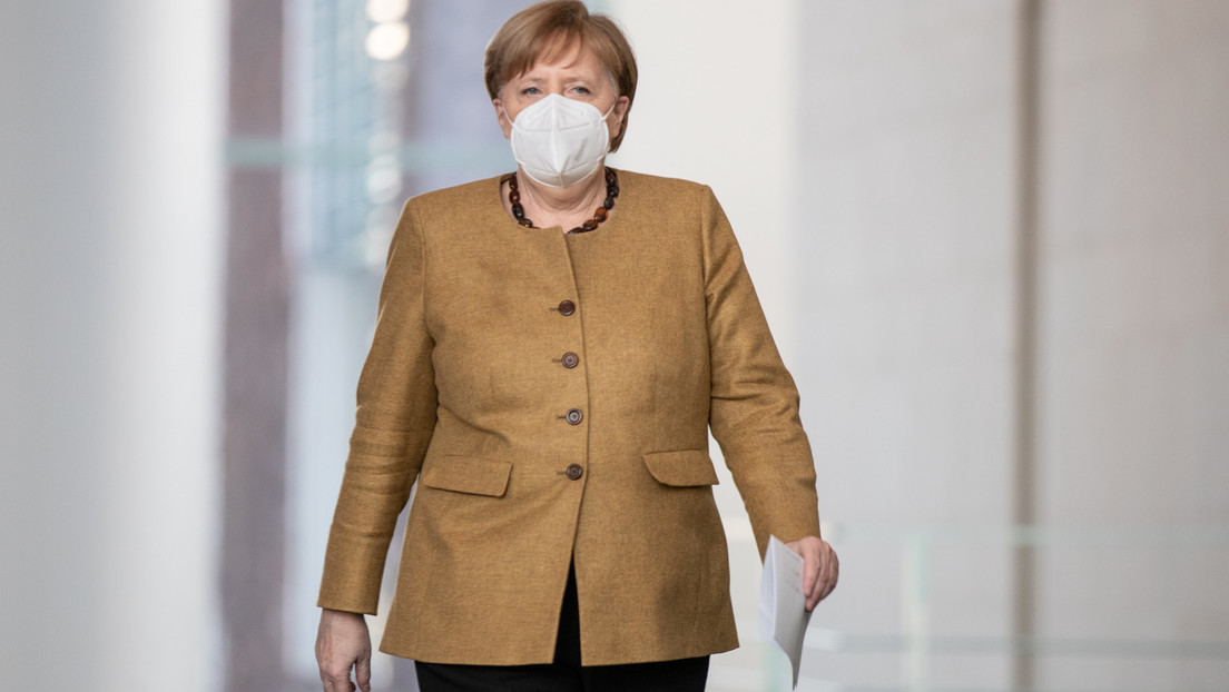 Merkel nennt drei Bereiche für mögliche Lockerungen der Corona-Einschränkungen