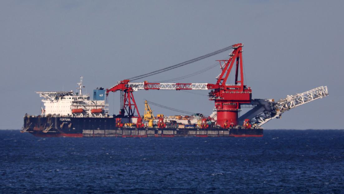 US-Außenministerium: 18 Firmen ziehen sich aus Nord Stream 2 wegen Druck aus Washington zurück