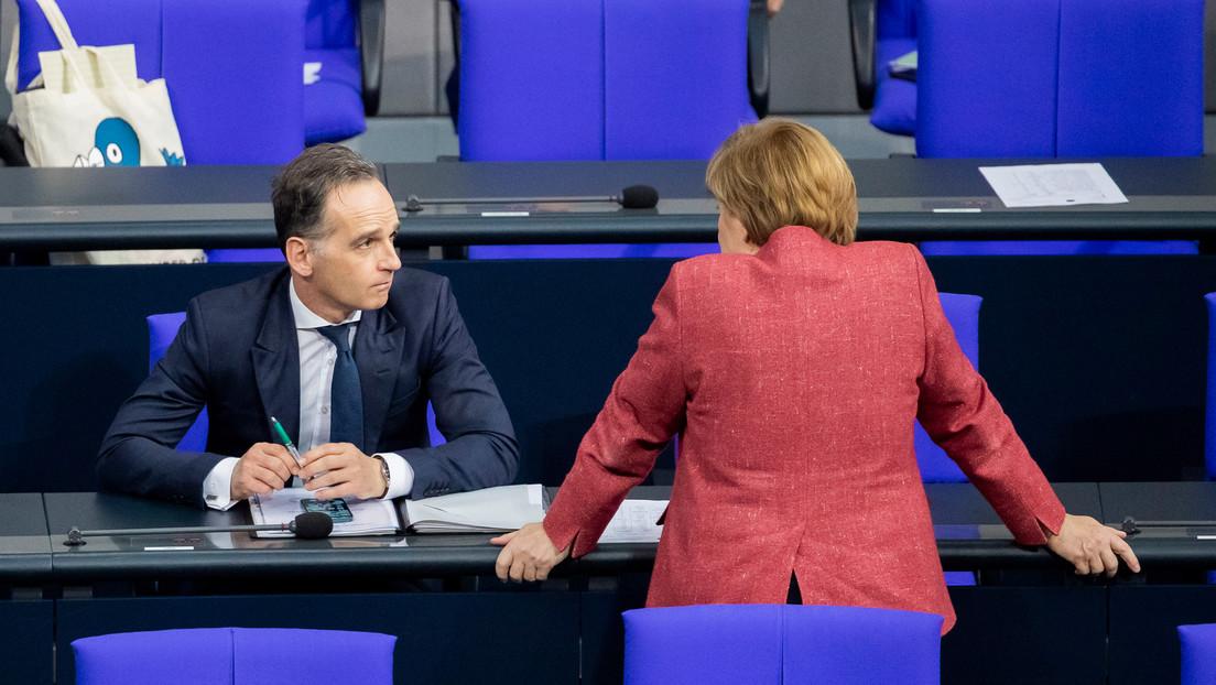 Gegen rechts und gegen Russland: Die bornierte Falschheit von Maas und Merkel
