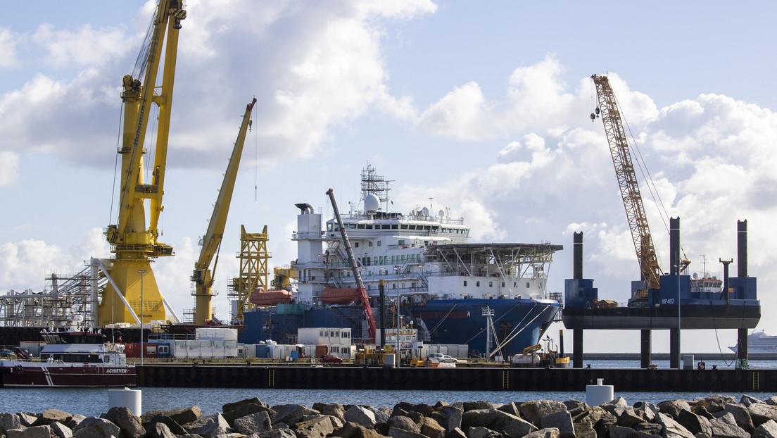 Nord Stream 2 AG beantragt Inkrafttreten von Baugenehmigung in deutschen Gewässern