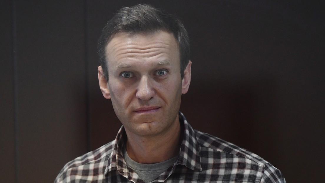 Amnesty International spricht Nawalny Status eines gewaltlosen politischen Gefangenen ab