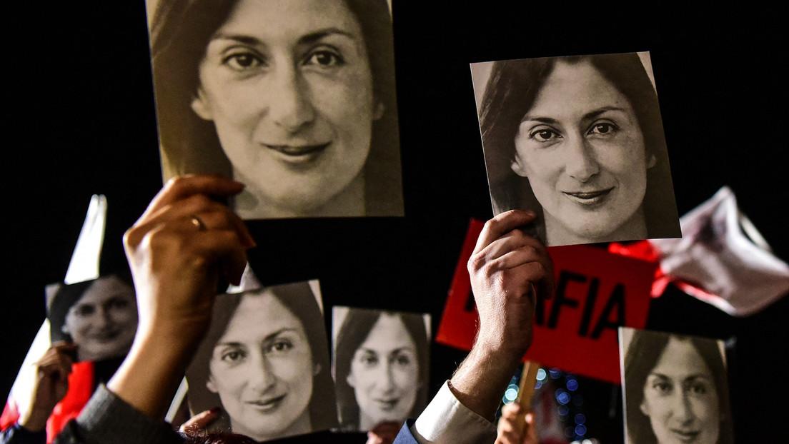 Prozess um ermordete Journalistin in Malta: Erster Angeklagter zu 15 Jahren Haft verurteilt