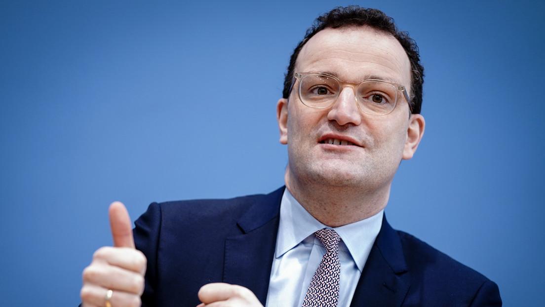 Gesundheitsminister Spahn: Corona-Selbsttests in den nächsten Tagen im Discounter zu haben