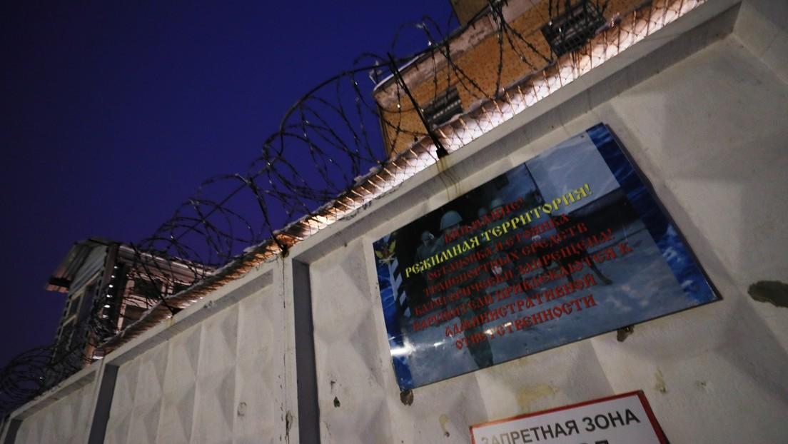 Strafverfahren wegen Folter in russischem Gefängnis eingeleitet