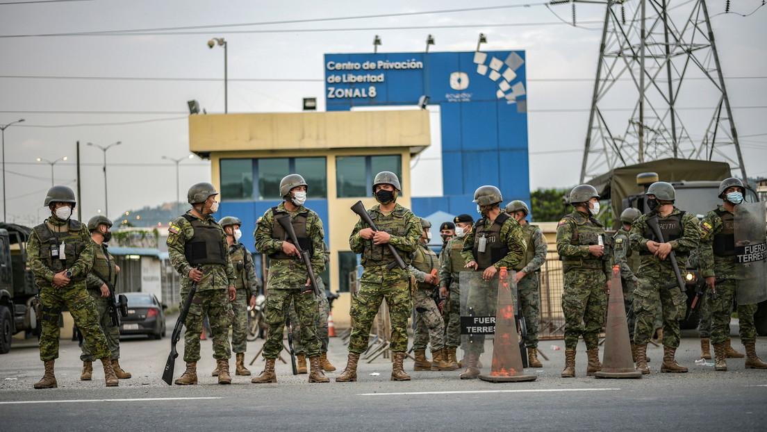Bandenkrieg: Fast 80 Tote bei Gefängnisrevolten in Ecuador
