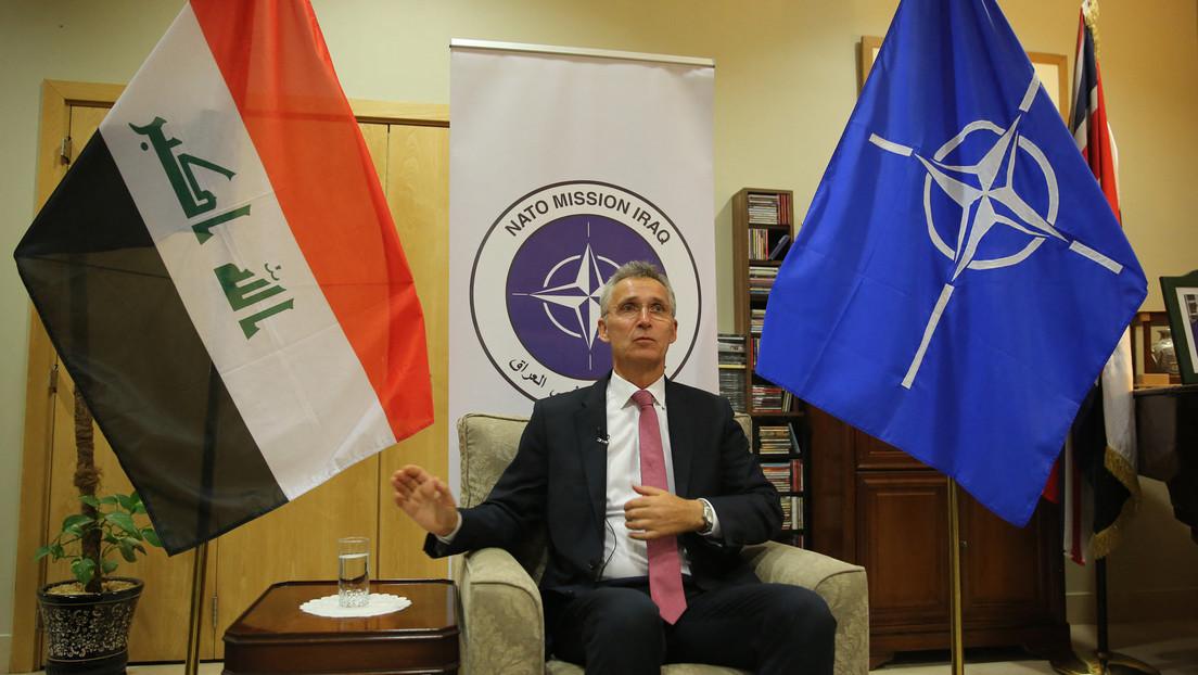 Verstoß gegen Resolution des irakischen Parlaments: US-Regierung und NATO weiten Irak-Mission aus