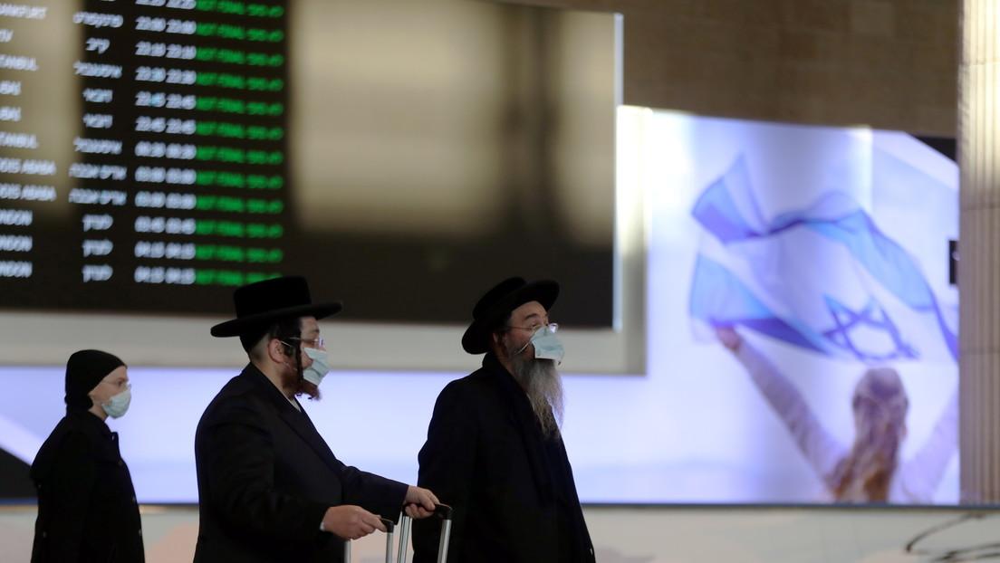 Israel: Reiserückkehrer sollen elektronische Armbänder tragen, um Quarantäne in Hotels zu vermeiden