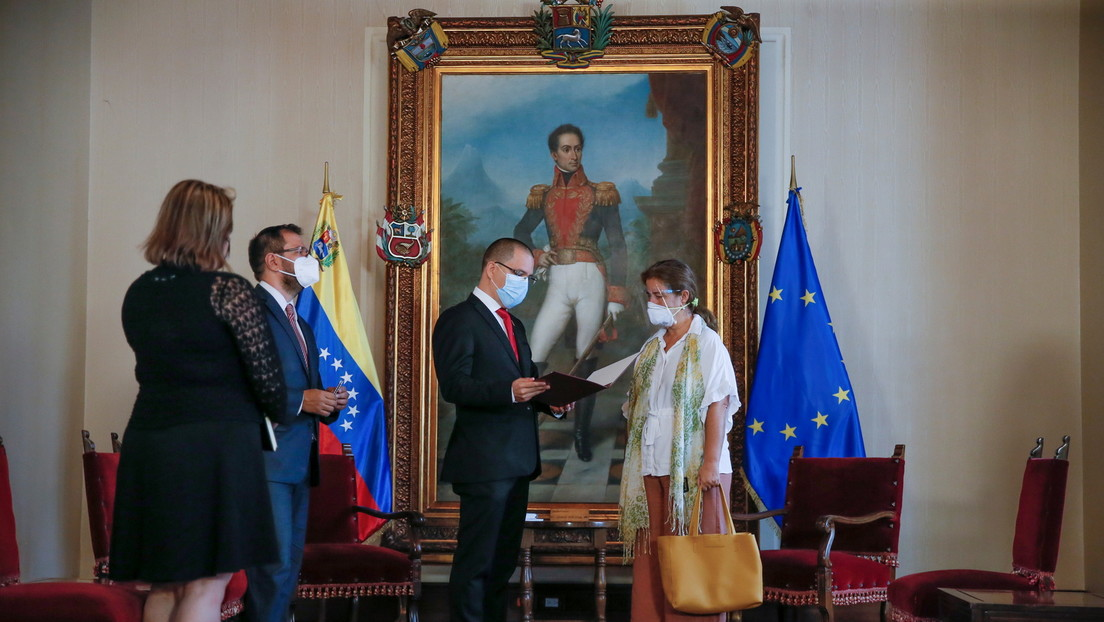 Nach EU-Sanktionen: Venezuela weist EU-Gesandte aus