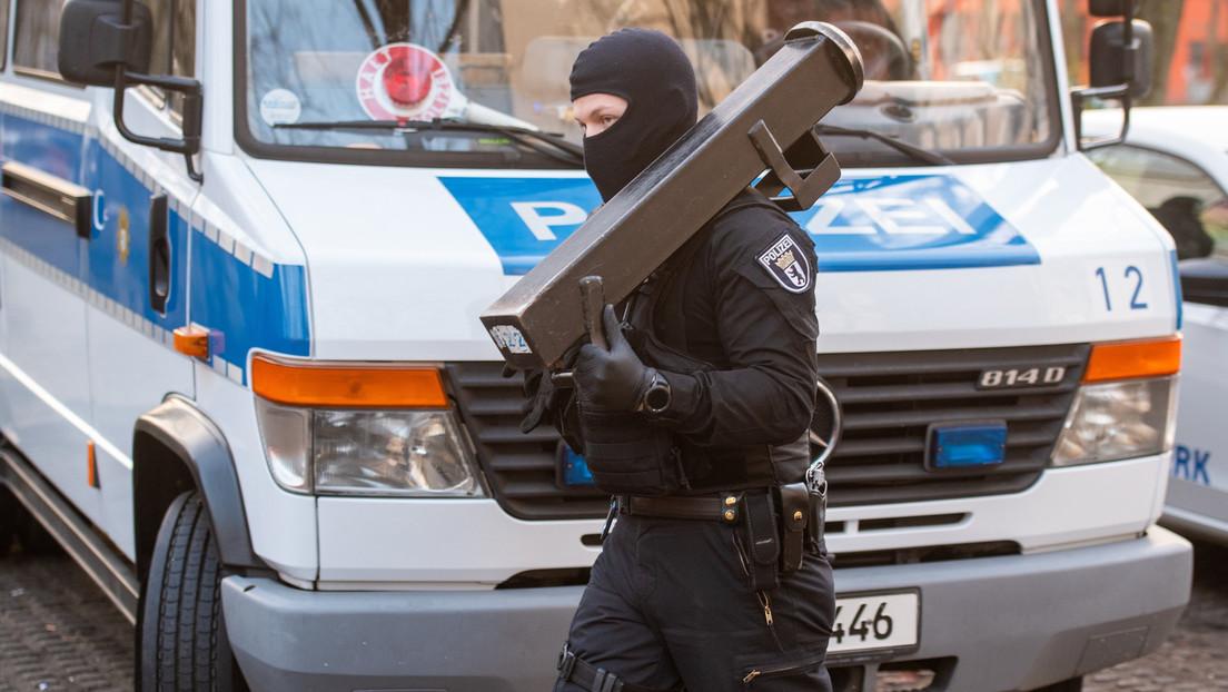 Berlin: Polizei führt Großrazzia gegen mutmaßliche islamistische Unterstützer durch