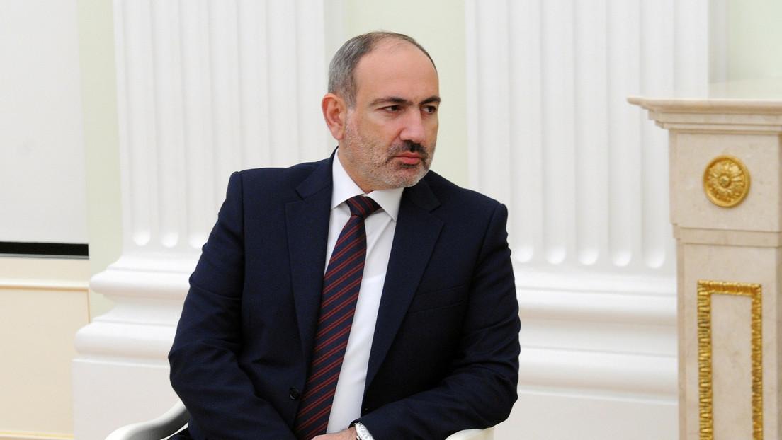 Armenien: Premierminister entlässt Generalstabschef und spricht von versuchtem Staatsstreich