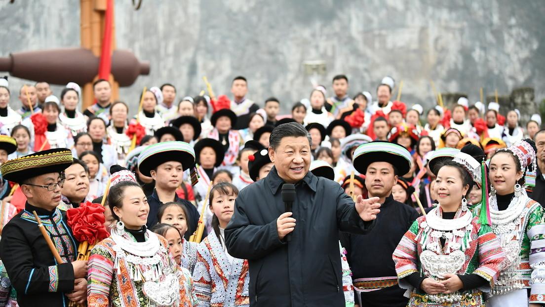 "China feiert ""vollständigen Sieg"" über absolute Armut"