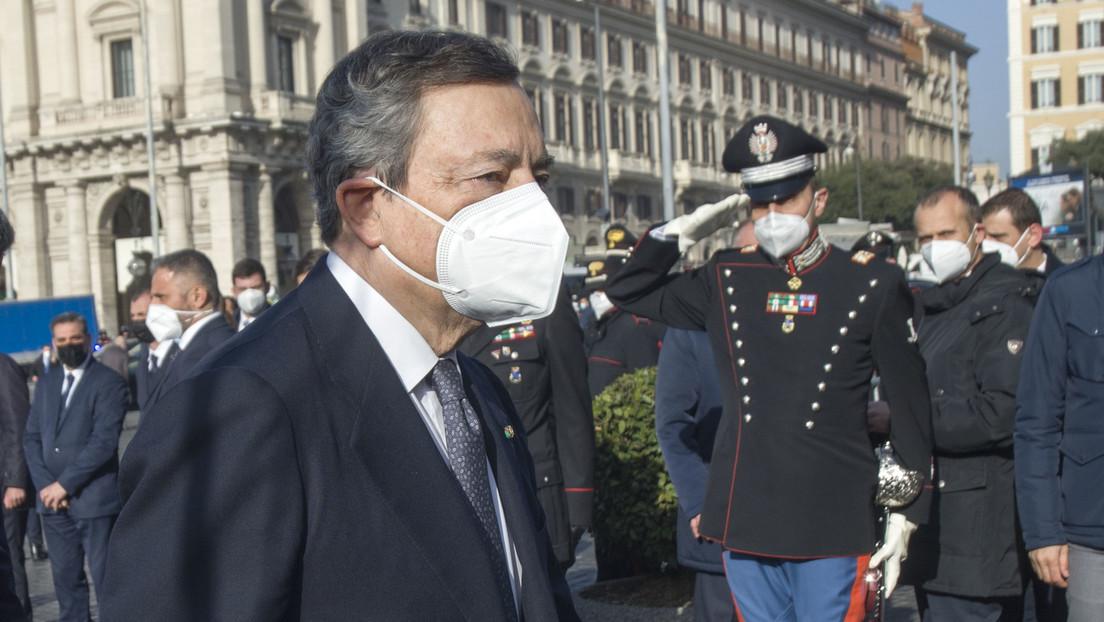 Der Macher in Italien: Draghi ist wieder da