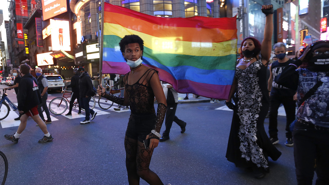 Jeder sechste Amerikaner unter 23 Jahren identifiziert sich als nicht heterosexuell
