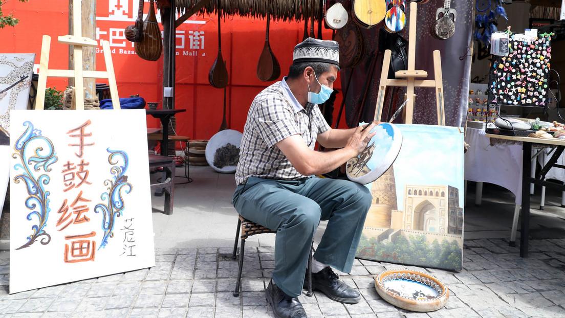 """China: """"Es hat niemals einen sogenannten Genozid oder religiöse Unterdrückung in Xinjiang gegeben"""""""