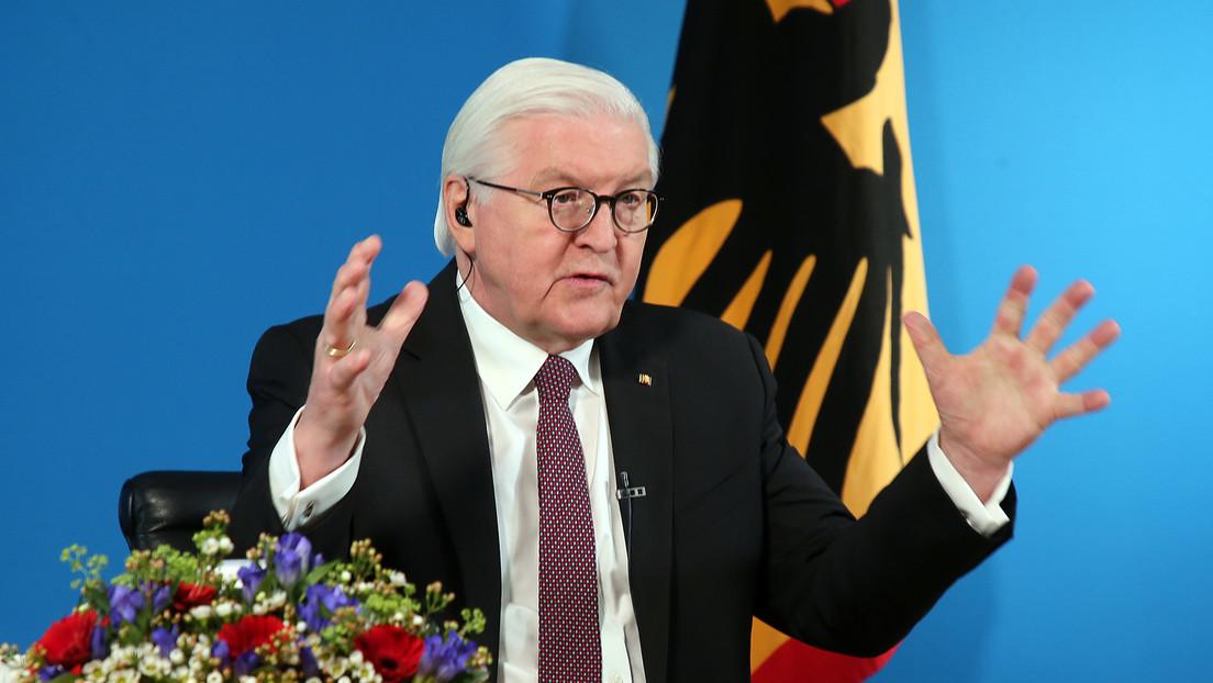 """Steinmeier warnt vor Beziehungsabbruch zu Russland: Dürfen """"nicht alle Verbindungen abreißen"""""""