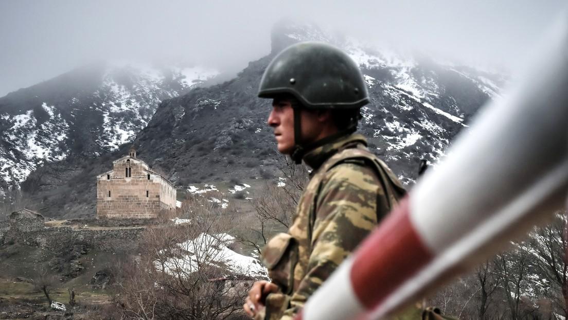 Zurück zum Leben nach dem Bergkarabach-Konflikt