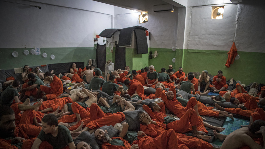 US-geführte Anti-IS-Koalition plant Ausbau von Gefängnislagern in Nordsyrien