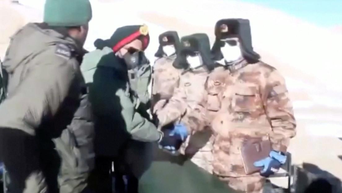 Indien und China diskutieren Truppenabzug aus umstrittenem Gebiet im Himalaya